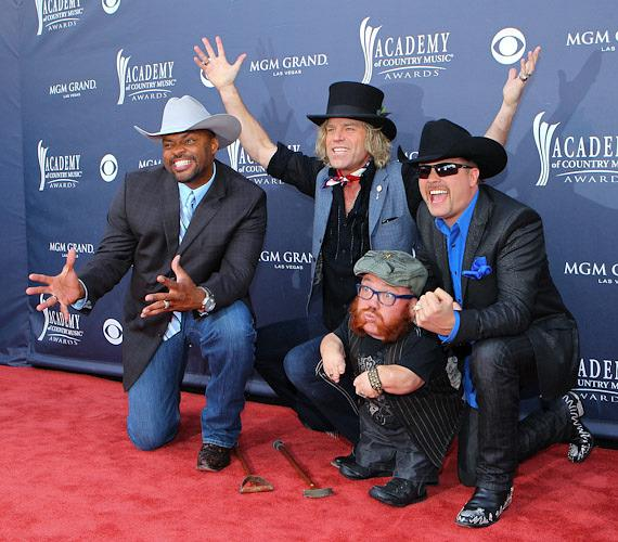 Cowboy Troy, Kenny Alphin, Two Foot Fred and John Rich