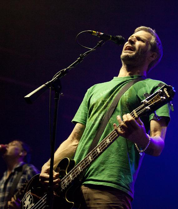 Bad Religion Performs at at The Joint