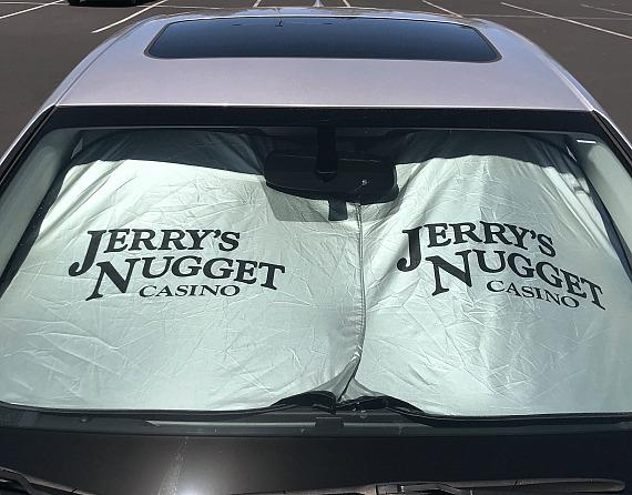 4th of July Sunshade at Jerry's Nugget