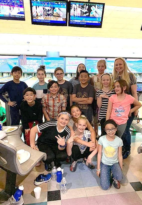 Serving Our Kids Foundation Hosts Its 11th Annual Bowl-A-Thon Fundraiser at Sam's Town