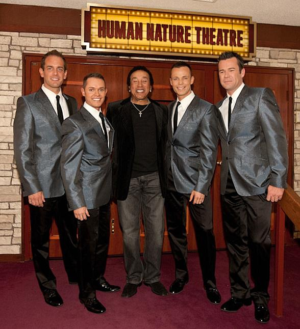 Human Nature with Smokey Robinson at Imperial Palace Las Vegas