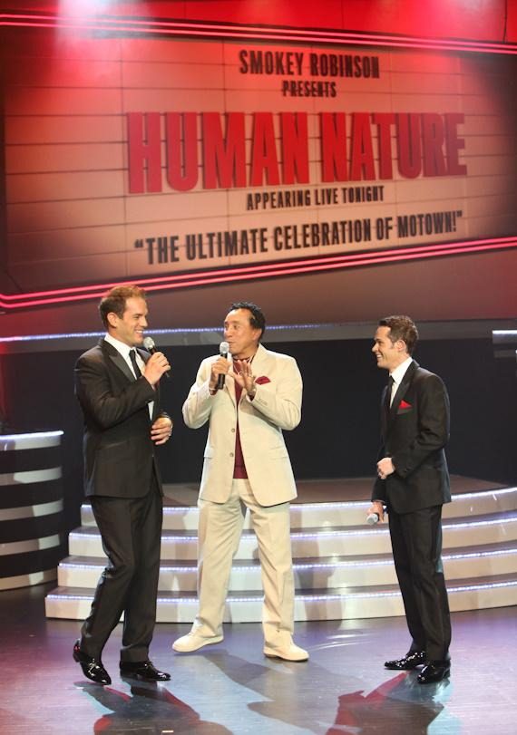 Smokey Robinson and Human Nature at Imperial Palace
