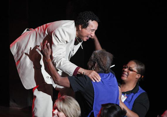 Smokey Robinson at the Imperial Palace