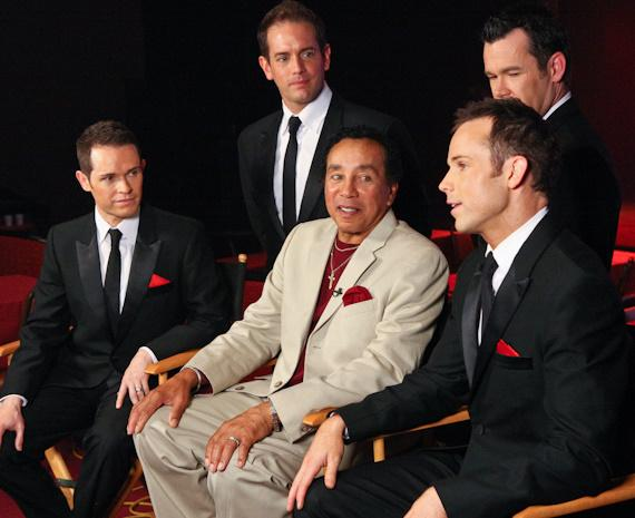 Smokey Robinson and Human Nature at the Imperial Palace