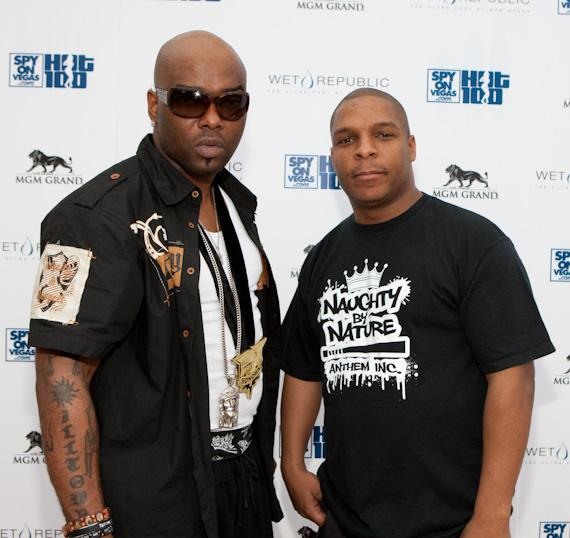 Naughty by Nature at Wet Republic Ultra Pool at MGM GRAND