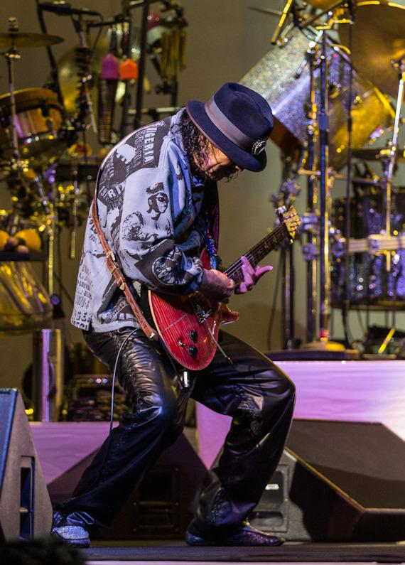 An Intimate Evening with Santana at House of Blues at Mandalay Bay in Las Vegas