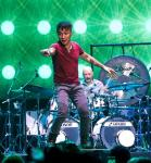 Journey performs at The Joint at Hard Rock Hotel & Casino