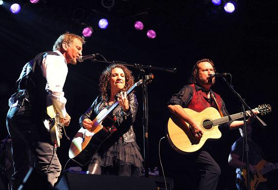 Kenny Loggins Performs at the Cannery Casino in Las Vegas