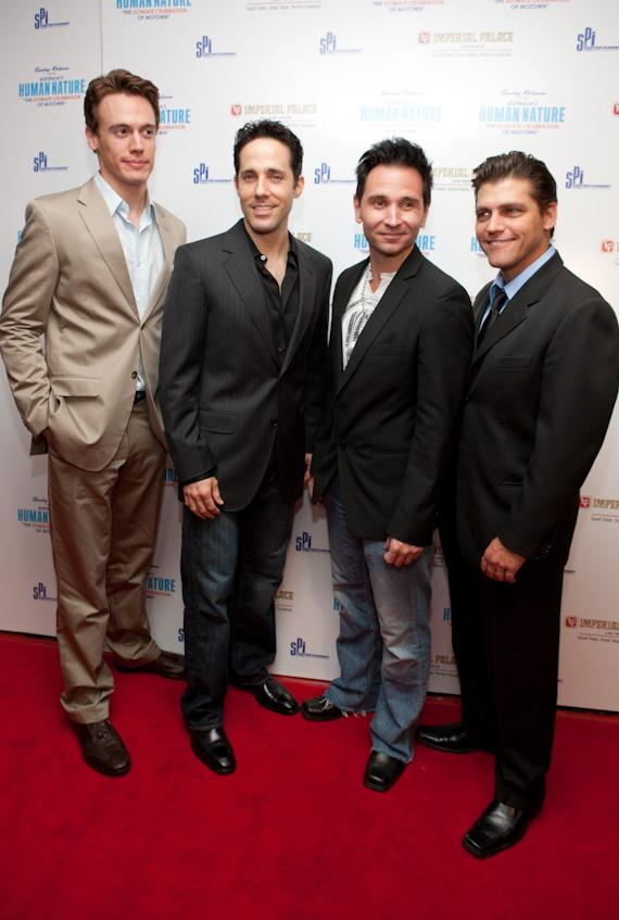 The Jersey Boys Cast