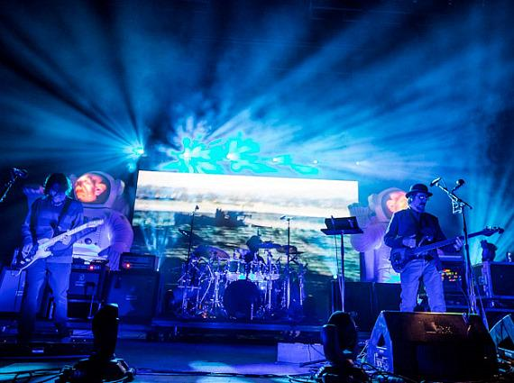 Primus performs at The Joint at Hard Rock Hotel & Casino