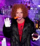 Carrot Top at Minus5 Ice Lounge