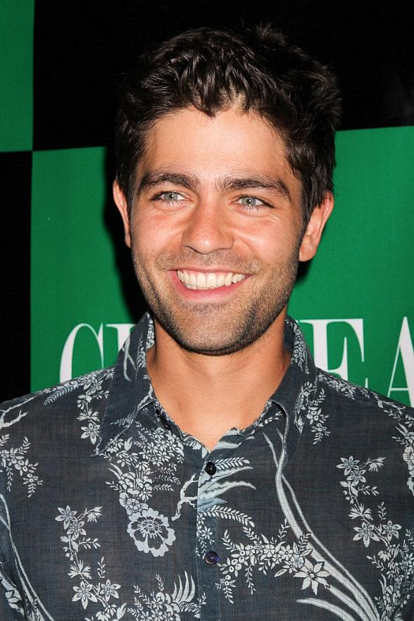 Adrian Grenier at Chateau Nightclub