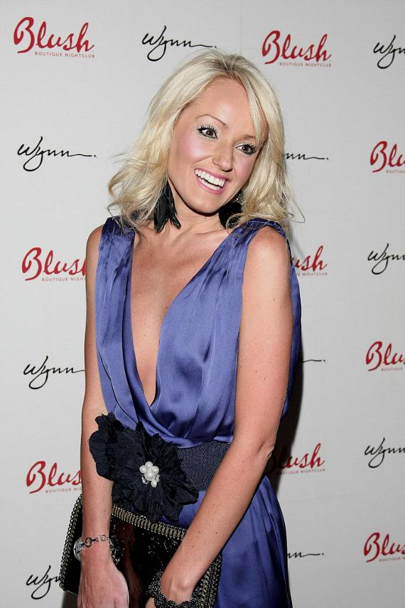Hayley Roberts at Blush Boutique Nightclub