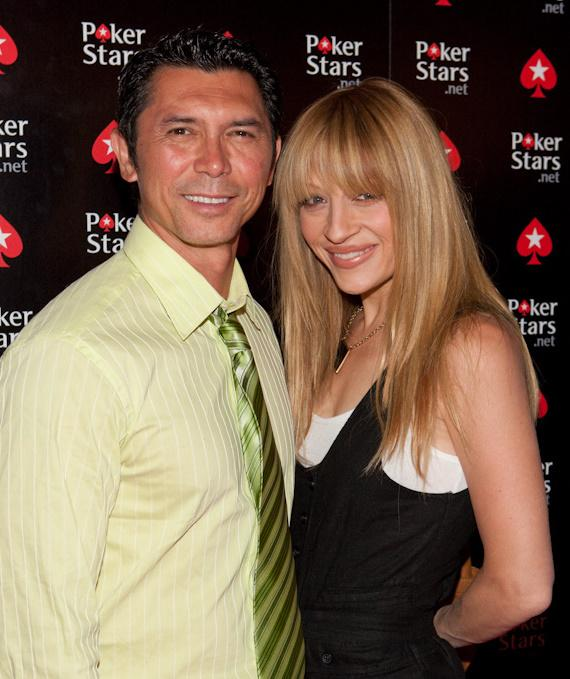 Lou Diamond Phillips and Yvonne Marie Phillips