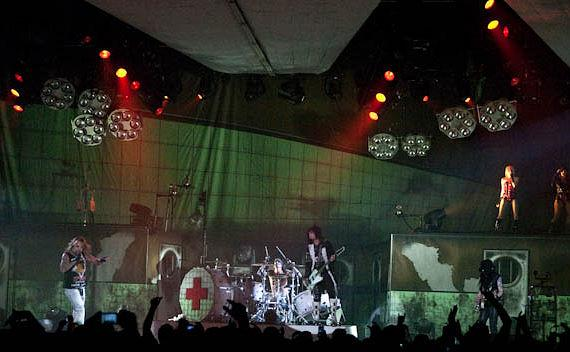Mötley Crüe at The Joint