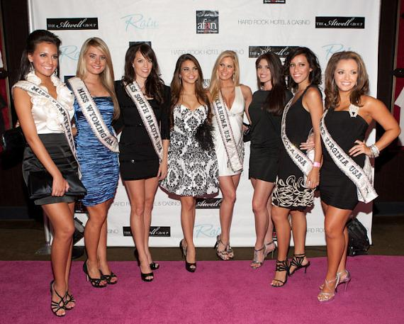 Miss USA titleholders