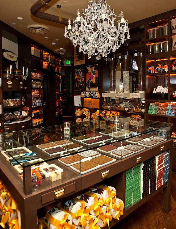Max Brenner Chocolate By The Bald Man Opens At The Forum