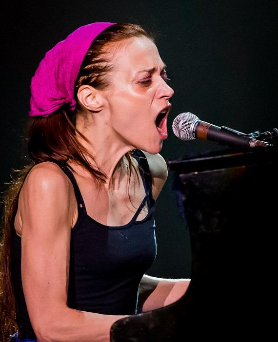 Fiona Apple Performs at The Joint at Hard Rock Hotel & Casino in Las Vegas
