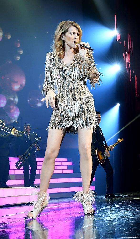Céline Dion Returns to Las Vegas for Her Acclaimed Residency at The Colosseum at Caesars Palace Following Sold-Out European Summer Tour