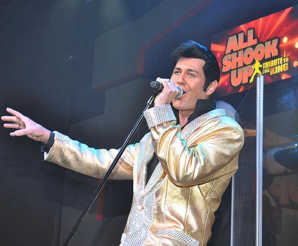 All Shook Up: Tribute to the King Celebrates Milestone 1,000th Show