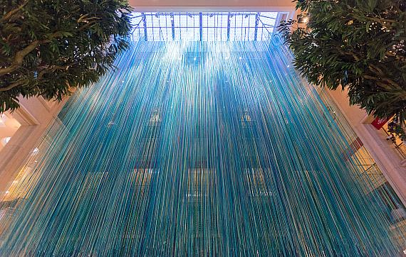 """The Venetian Las Vegas Presents """"Another Sky"""" Art Installation by Anne Patterson"""