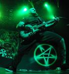 Heavy metal band Anthrax performs at the House of Blues in Las Vegas