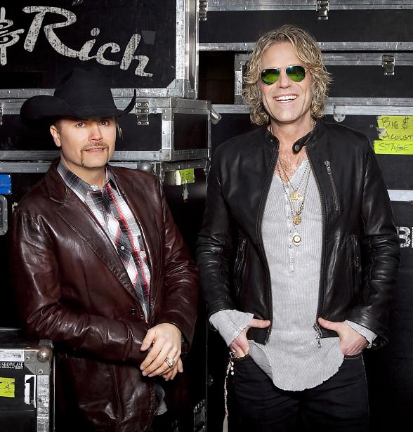 Big and Rich join Golden Nugget Las Vegas NFR Lineup Dec. 4