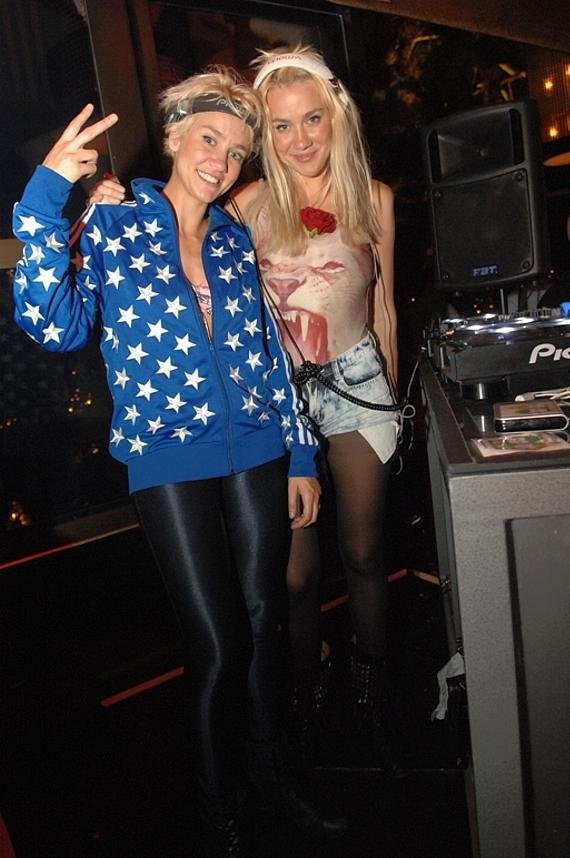 NERVO spins at Blush Boutique Nightclub