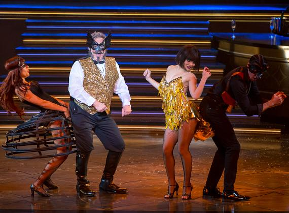 """Clint Holmes, """"BAZ – Star Crossed Love"""" and Nevada Ballet Theatre to perform at Town Square Las Vegas Nov. 11"""