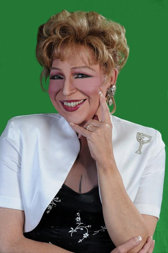 Brent Allen as Bette Midler