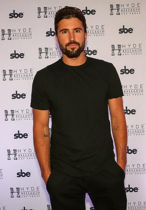 Brody Jenner Celebrates Labor Day Weekend at Hyde Bellagio in Las Vegas