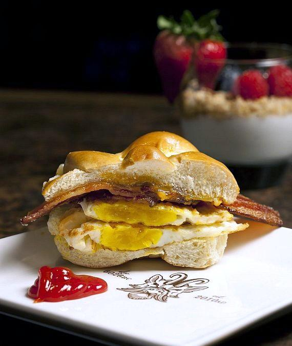 Brunch - Professional Egg Sandwich