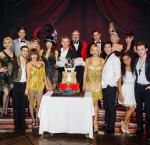 """""""BAZ – Star Crossed Love"""" Welcomes Positively Arts Foundation to Help Celebrate 100th Show Milestone"""