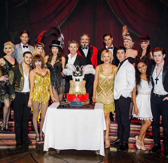 """""""BAZ - Star Crossed Love"""" Welcomes Positively Arts Foundation to Help Celebrate 100th Show Milestone"""