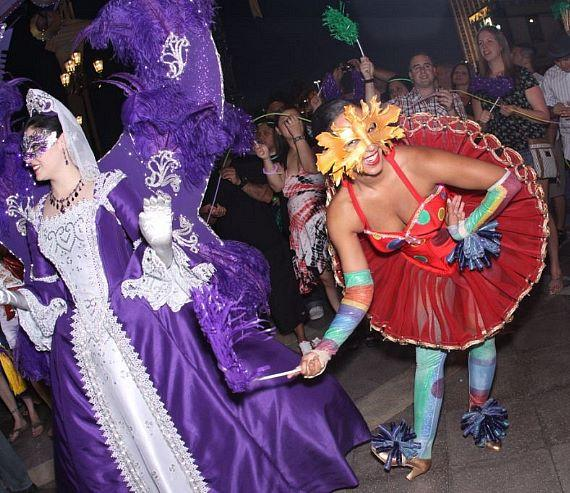 Characters of Carnevale