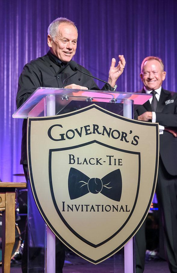 "Chef Wolfgang Puck Receives ""Philanthropist of the Year"" Award from The Southern Highlands Charitable Foundation"