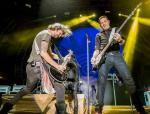 Collective Soul performs live at Dowtown Las Vegas Events Center