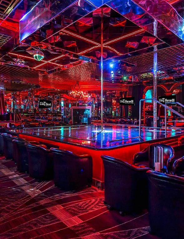 Let the Tequila Flow on National Tequila Day at Crazy Horse III in Las Vegas