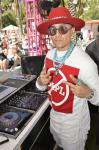 The Black Eyed Peas' Taboo Performs Live DJ Set at Flamingo Go Pool