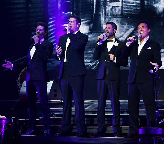 """Il Divo Brings """"Timeless Tour"""" to The Pearl at Palms Casino Resort"""