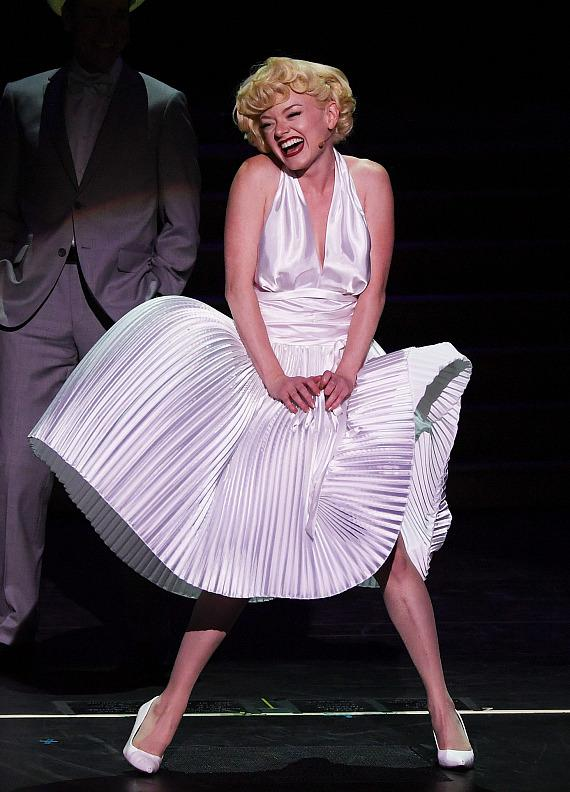 Marilyn! The New Musicalcelebrated its grand opening atParis Las Vegas