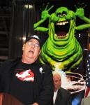Dan Aykroyd speaks at Global Gaming Expo 2011 in Las Vegas