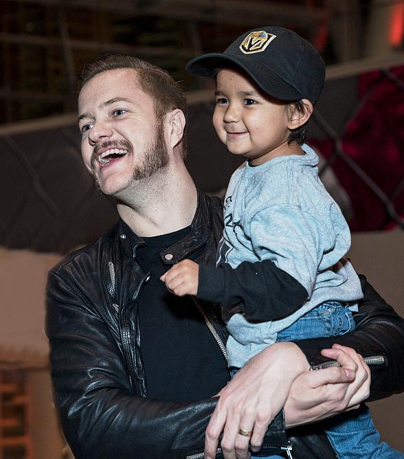 Imagine Dragons Team up with Vegas Golden Knights to Support the Tyler Robinson Foundation