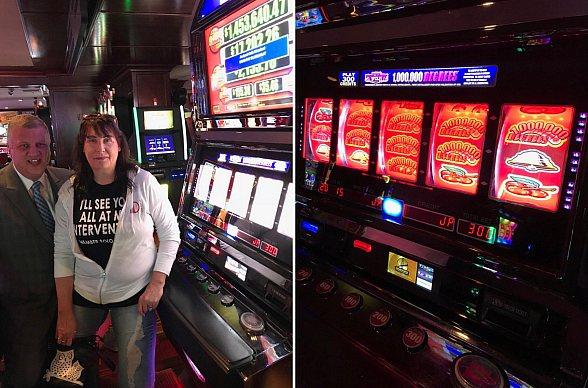 Casino Player Hits Big With $1 Million Jackpot at Golden Gate Hotel & Casino