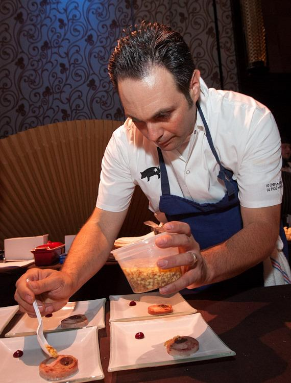 Devin Knell - The French Laundry - Swiss Army Pig