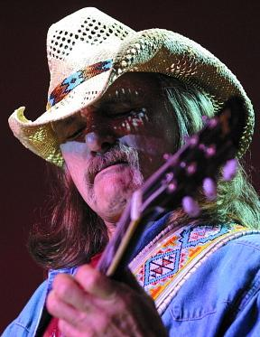 Dickey Betts & Great Southern to Perform at Cannery Casino March 10