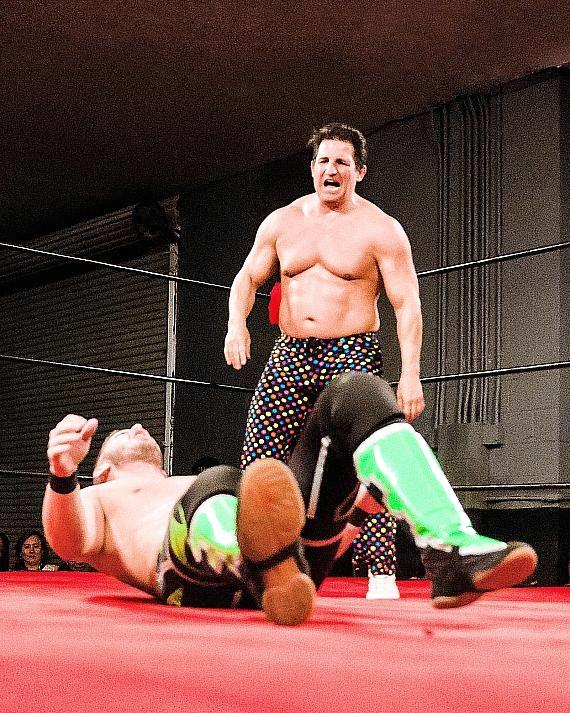 """Disco Inferno Evan Daniels at 3PW  """"Reality Check"""" on May 16, 2015"""