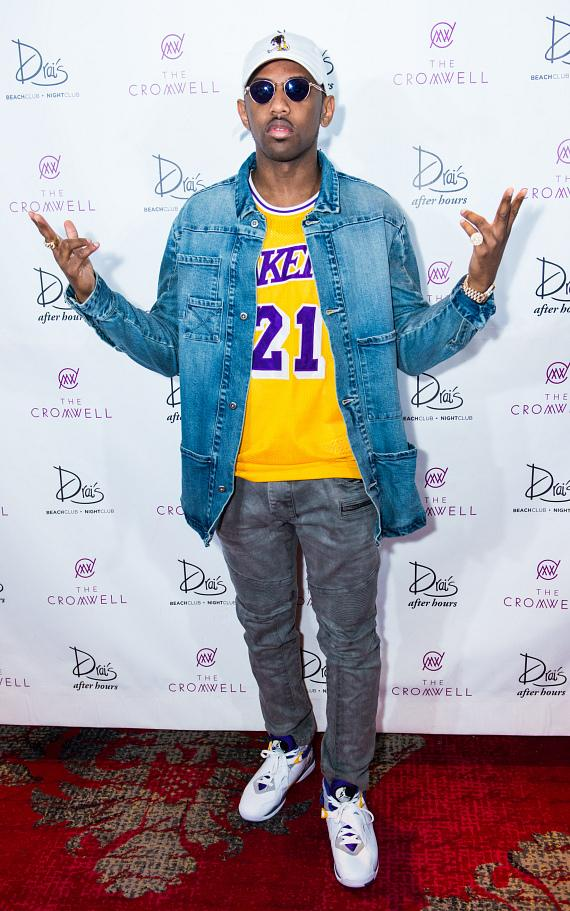 Fabolous at Drai's Nightclub