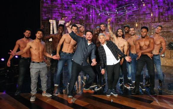 """Tickets On Sale Now for """"Magic Mike Live Las Vegas"""" Debuting at Hard Rock Hotel & Casino March 30, 2017"""