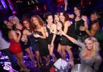FANTASY ladies toasting at LAX Nightclub